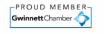 Proud Member of the Gwinnett Chamber of Commerce